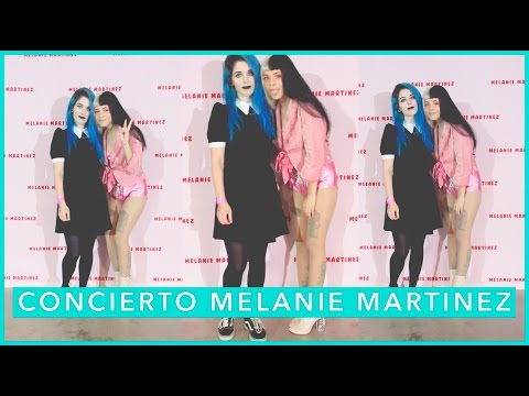 Vlog: Concierto de Melanie Martinez en Madrid (Cry Baby Tour Spain)