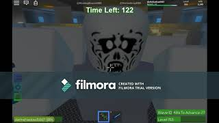 roblox / zombie rush2 part one