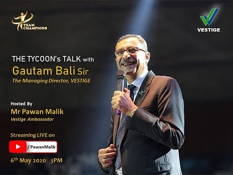 The Tycoon's Talk with Gautam Bali Sir