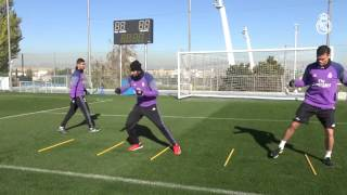 Ramos, Benzema, Casemiro and Pepe continue their recoveries