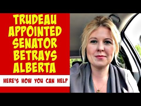Justin Trudeau appointed Senator betrays Alberta - here's how you can help | Michelle Rempel