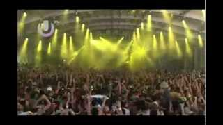 Zeds Dead - Ft Omar Linx UMF 2012 (live) White Satin Eyes on fire remix.avi
