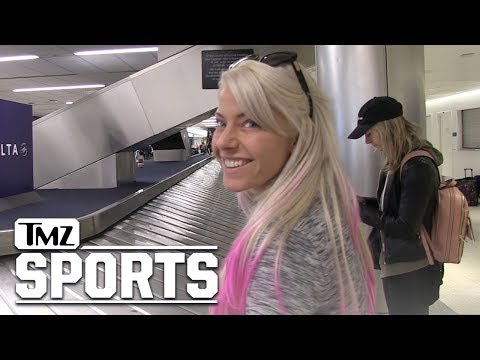 WWE's Alexa Bliss to Ronda Rousey: Bring It! | TMZ Sports