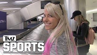 WWE's Alexa Bliss to Ronda Rousey: Bring It! | TMZ Sports