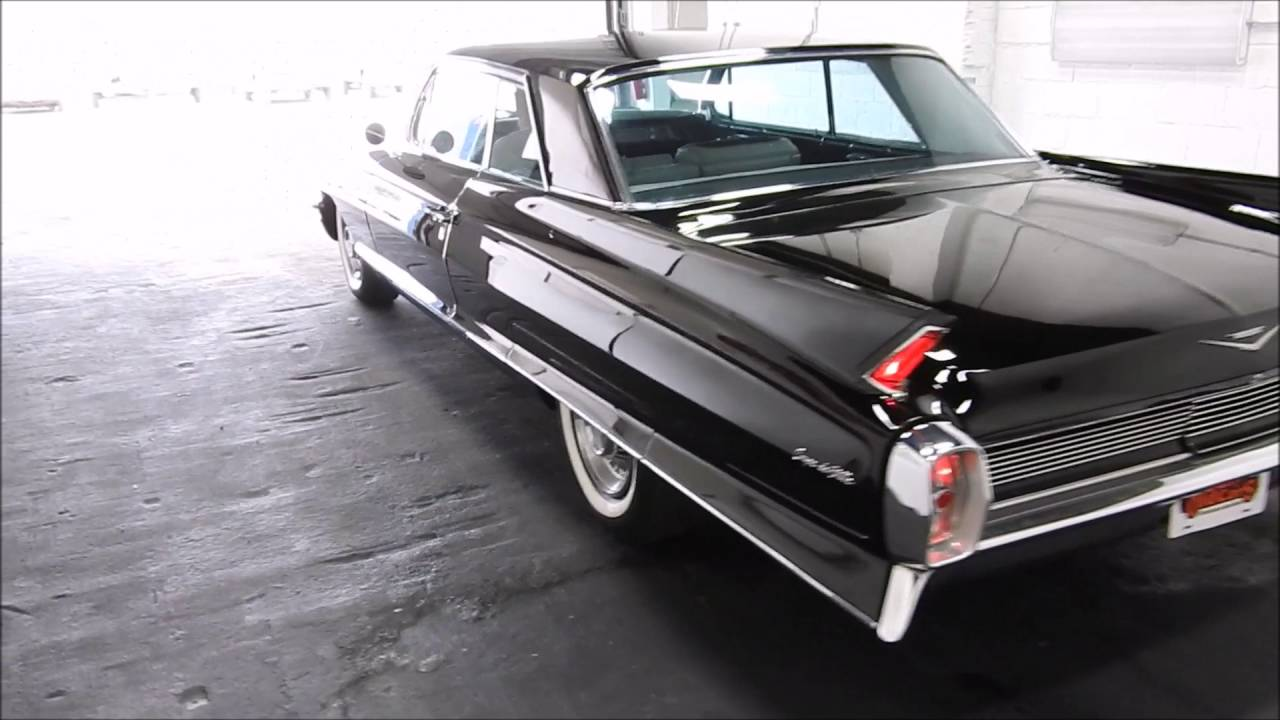 Dustyoldcars Com 1962 Cadillac Coupe Deville Sn 1645 Youtube