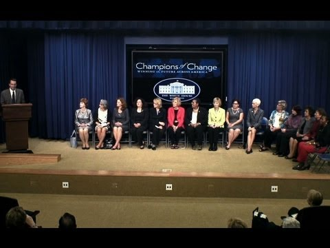 Champions of Change: Leaders in the Fight against Breast Cancer