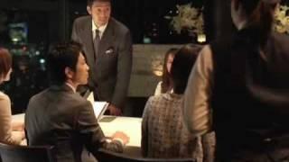 三菱東京ufj銀行カードローンcm 第3話 スマートに注文する計画