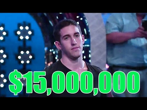 Poker Player's WEIRD Reaction To Winning 15 MILLION DOLLARS! | What's Trending Now!