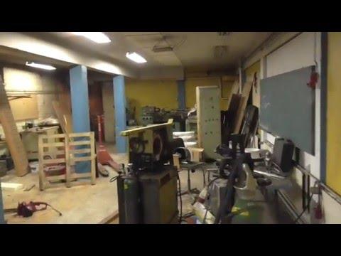 Workshop move part 5