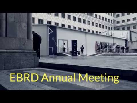 EBRD 2015 Annual Meeting: final preparations