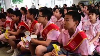 福榮街官立小學16-17年度 - 開學禮