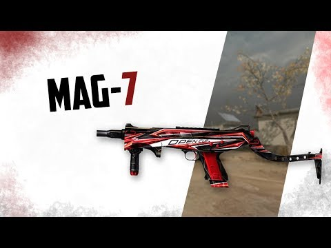 Warface MAG-7 - Best or 2nd best shotgun? thumbnail