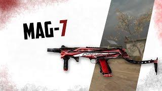 Warface MAG-7 - Best or 2nd best shotgun?