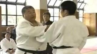 野村豊和 背負投 北浜柔道塾 05