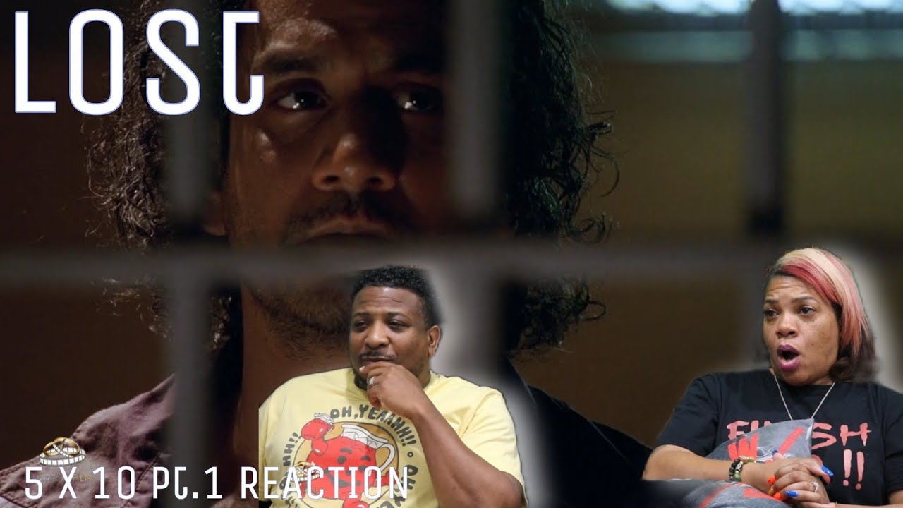 """Download Lost   REACTION - Season 5 Episode 10pt.1""""He's Our You"""""""