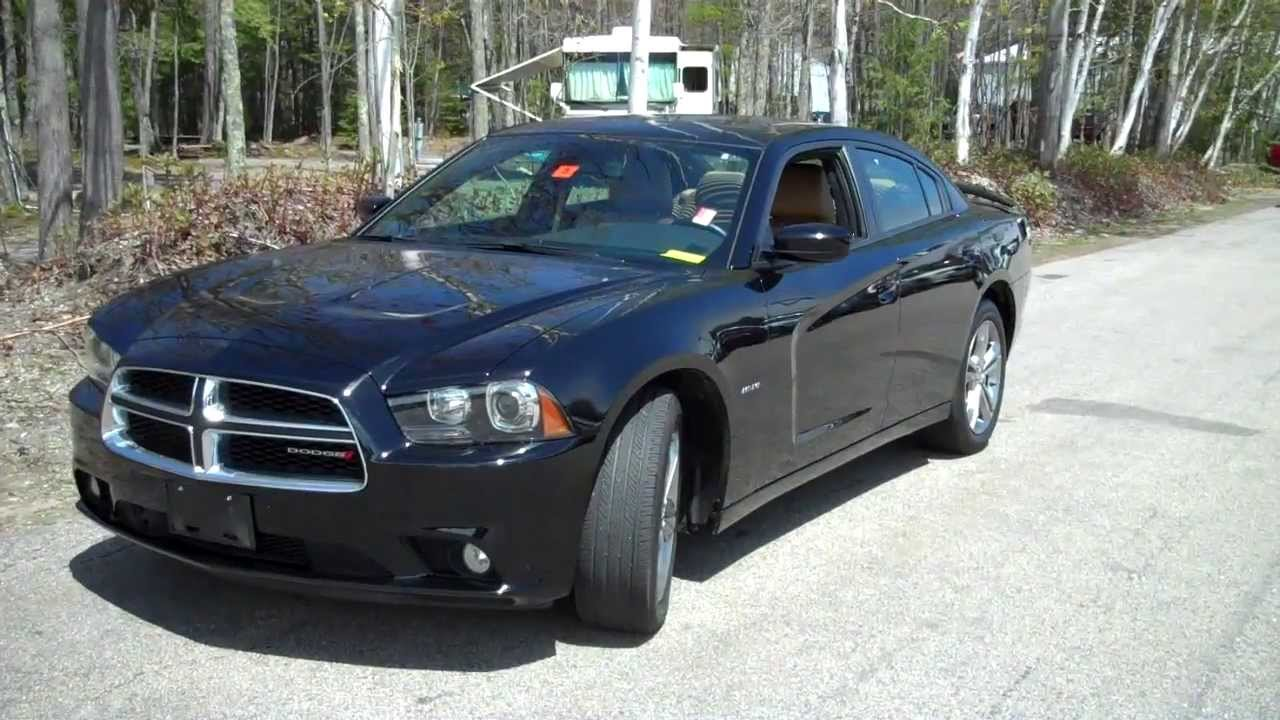 Used 2012 dodge charger r t awd southern maine motors saco for Southern maine motors saco maine