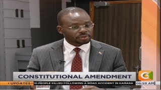 DAY BREAK | Constitutional Amendment