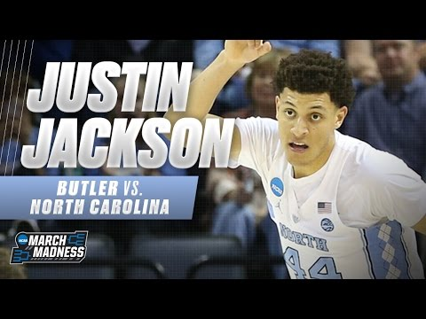 UNC's Justin Jackson adds 24, Tar Heels advance to Elite 8