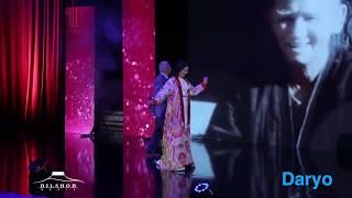 Dilnoza Kubayeva ilk bora Murod Rajabov bilan duet kuyladi (eksklyuziv)