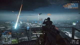 Battlefield 4 - Délires et Ninja troll en Solo! [Funtage]