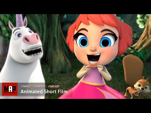 Tone Deaf (HD) | A Princess, Unicorn and Rainbows fantasy live forever (Ringling)