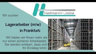 Lagerarbeiter in Offenbach gesucht