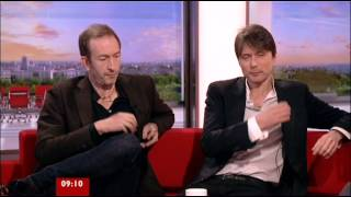 Suede Brett Anderson Interview BBC Breakfast 2013