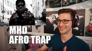 MHD Afro Trap Part.7 (La Puissance) MV Reaction