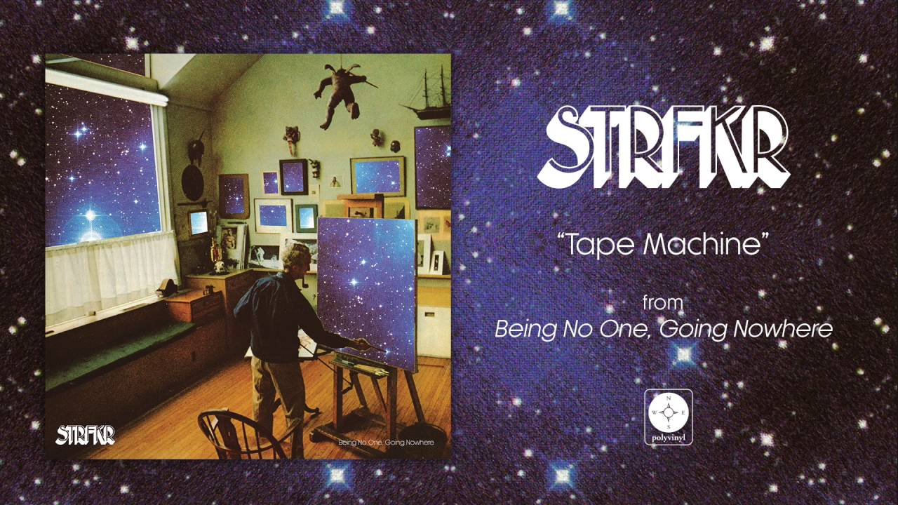 SPILL ALBUM REVIEW: STRFKR - BEING NO ONE, GOING NOWHERE