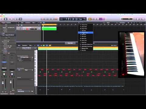Logic Pro X - House Music Composition Session