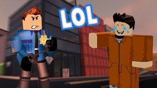 COPS CANT ARREST YOU NOW!? (Roblox Jailbreak)