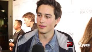 Ivan Dorschner talks return to America, PBB & Katy Perry during Blood Ransom Premiere