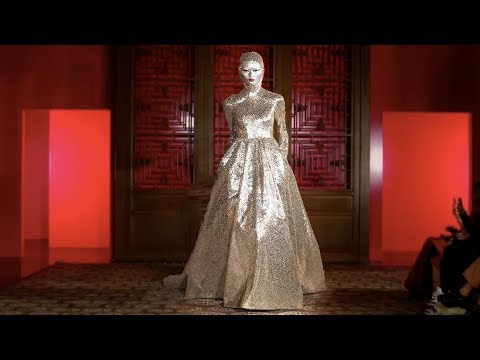 Valentino Haute Couture Beijing Fashion Show 2019