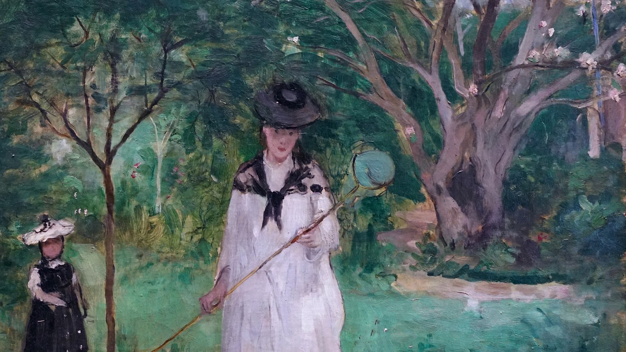 A summer day in Paris: Berthe Morisot's Hunting ...