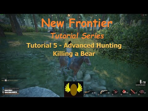 New Frontier Tutorial 5 Advanced Hunting - Updated