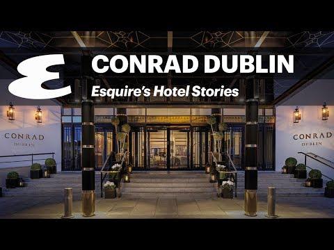 Martin Sheen and the Conrad Dublin #EsquireHotelStories