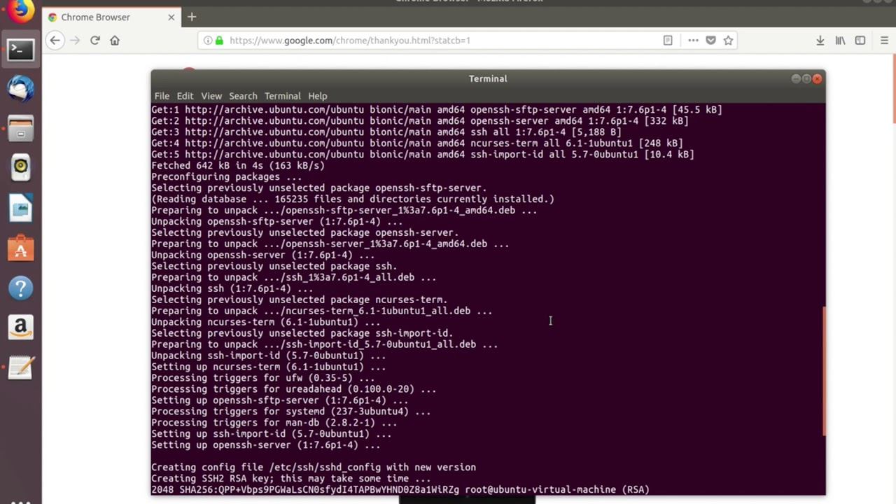 Ubuntu How to Fix ssh: connect to host port 22: Connection refused mov