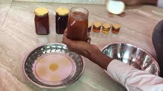 சுத்தமான தேனை கண்டுபிடிப்பது எப்படி? How to test honey?