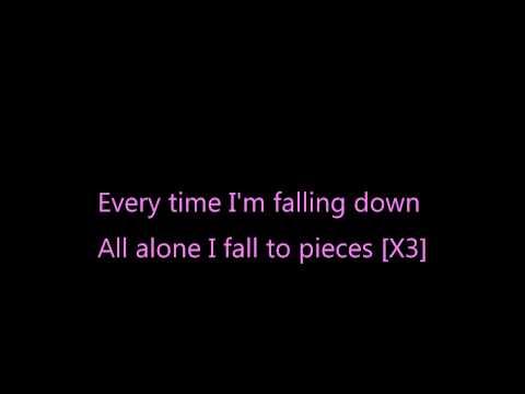 Velvet Revolver-Fall to Pieces Lyrics