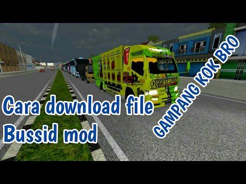 Cara Download Mod Bussid Versi 2.9. Bus Simulator Indonesia / Bus Simulator Id