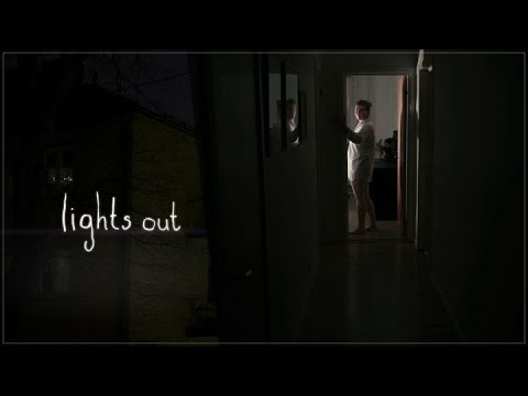 Без света / Lights Out - короткометражка