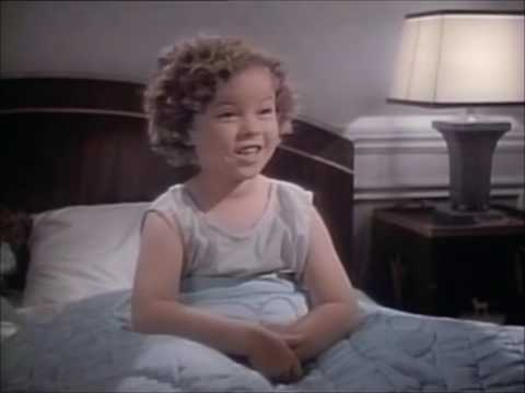 Shirley Temple Goodnight My Love From Stowaway 1936