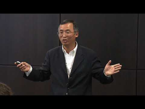 Ximing Cai: The Human Dimension of Water Resources Systems