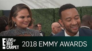 Chrissy Teigen Wants You to Pronounce Her Last Name Wrong | E! Live from the Red Carpet