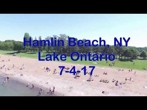 Hamlin Beach 7-4-17