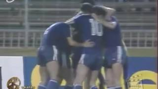 Vladimer Gutsajev & Vitali Daraselia goals vs Carl Zeiss Jena Cup winners cuo final 981