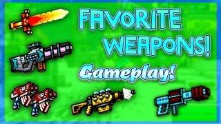 Pixel Gun 3D - My Favorite Weapon Gameplay!