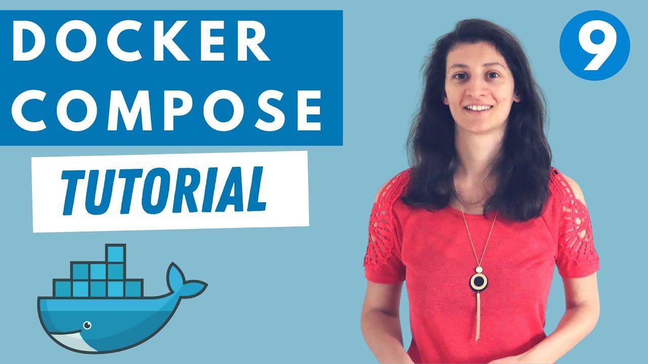 Docker Compose explained - Docker in Practice || Kubernetes Tutorial 9