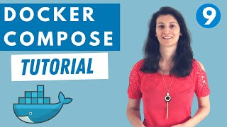 Docker Compose explained - Docker in Practice || Kubernetes Tutorial 9