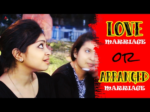 Love Marriage Vs. Arranged Marriage | Public Opinion | Awaara Group | India